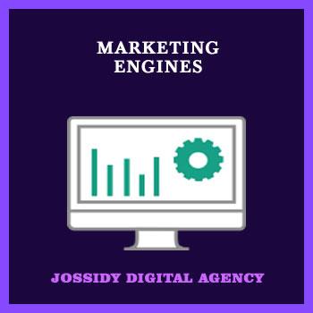 Digital Marketing Engines Services