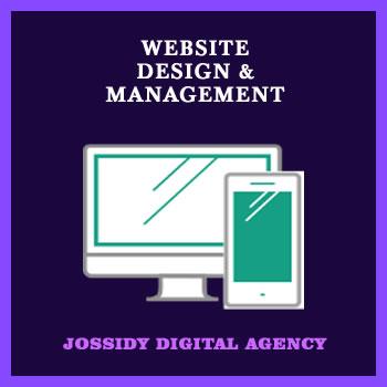 Website Designs & Management Services