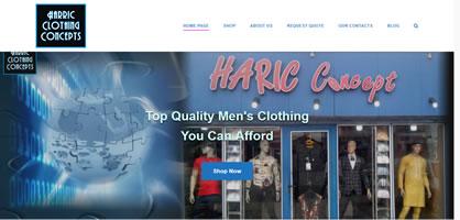 HARRIC CONCEPTS | Jossidy Digital Agency