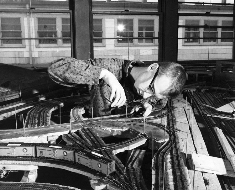The Tech Model Railroad Club
