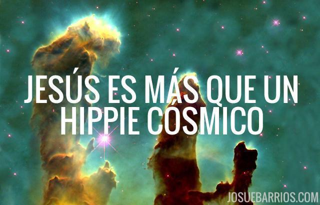 ¿Jesús fue un hippie?