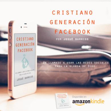 Cristiano Generación Facebook