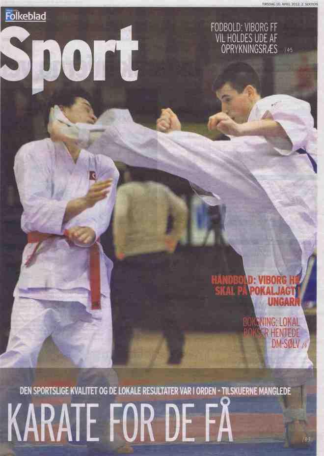 Karate-for-de-få