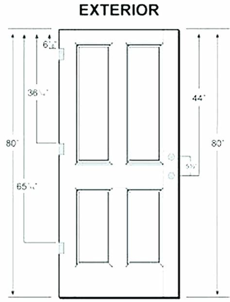 Best Standard Interior Door Sizes Uk Psoriasisguru Com With Pictures