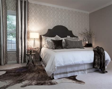 Best 15 Inspirations Of Wallpaper Bedroom Wall Accents With Pictures