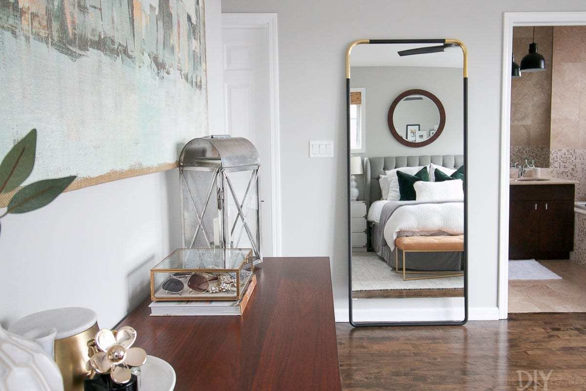 Best How To Secure A Leaning Mirror To The Wall The Diy Playbook With Pictures