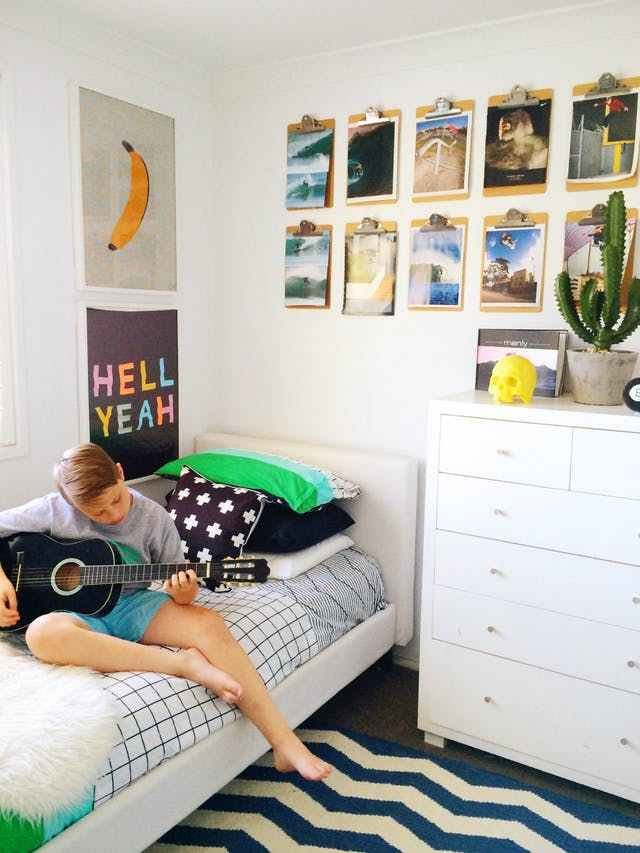 Best Surf Style Bedroom Inspiration The Happy Housie With Pictures