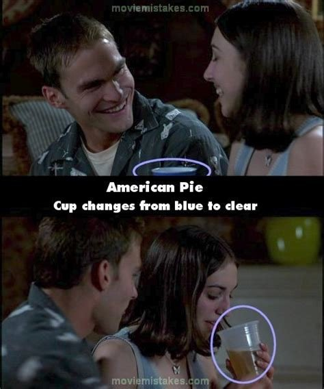 Best American Pie 1999 Movie Mistake Picture Id 295 With Pictures