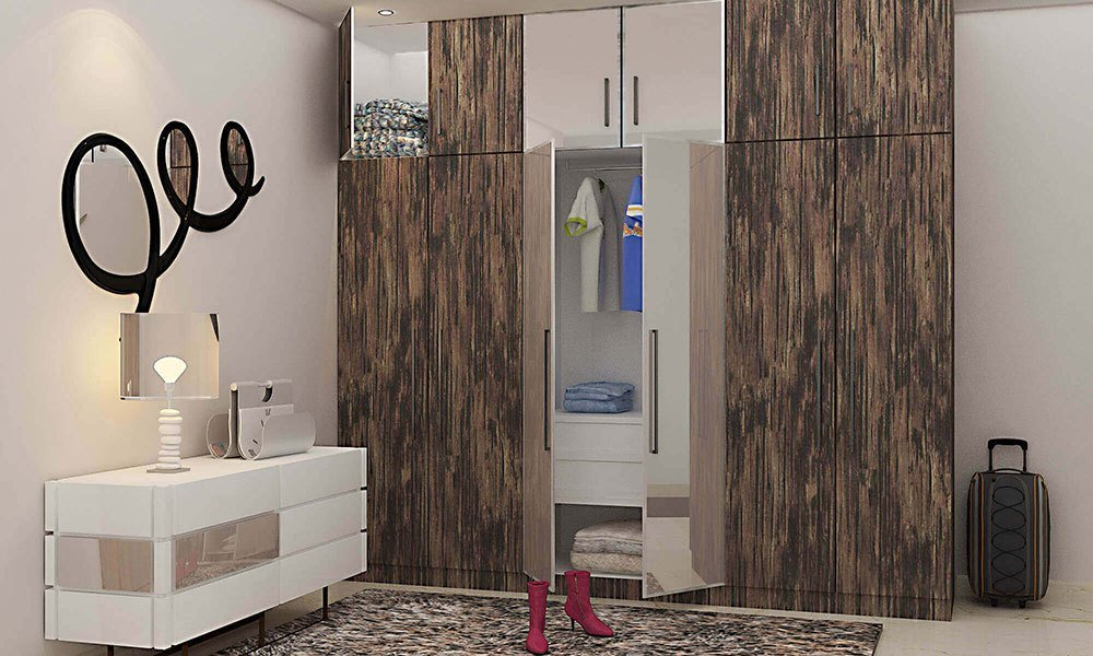 Best Modular Wardrobe Designs For Bedroom Archives With Pictures