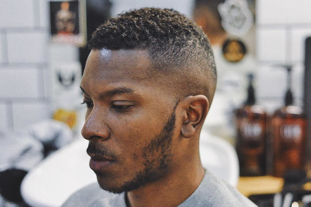 Free Fade Haircuts For Black Men Wallpaper