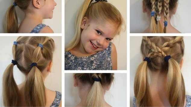 Free 6 Easy Hairstyles For School That Will Make Mornings Simpler Wallpaper