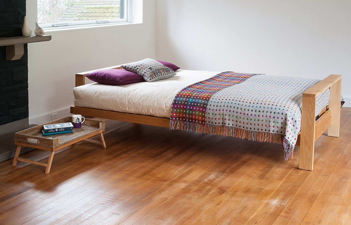 Best Made To Measure Futon Mattresses Natural Bed Company With Pictures