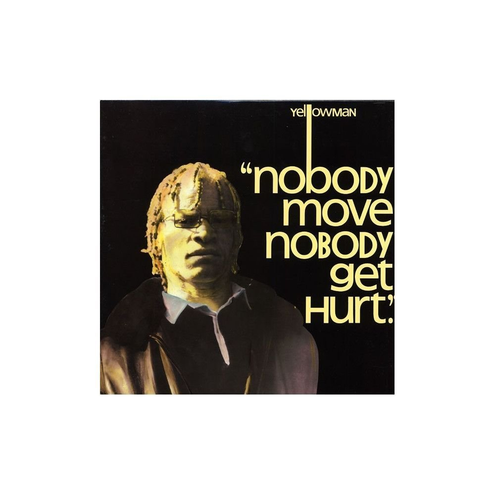 Best Lp Yellowman Nobody Move Nobody Get Hurt Onlyroots With Pictures