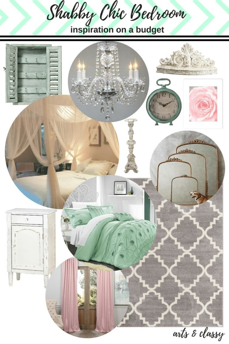 Best Shabby Chic Bedroom Inspiration On A Budget Arts And Classy With Pictures