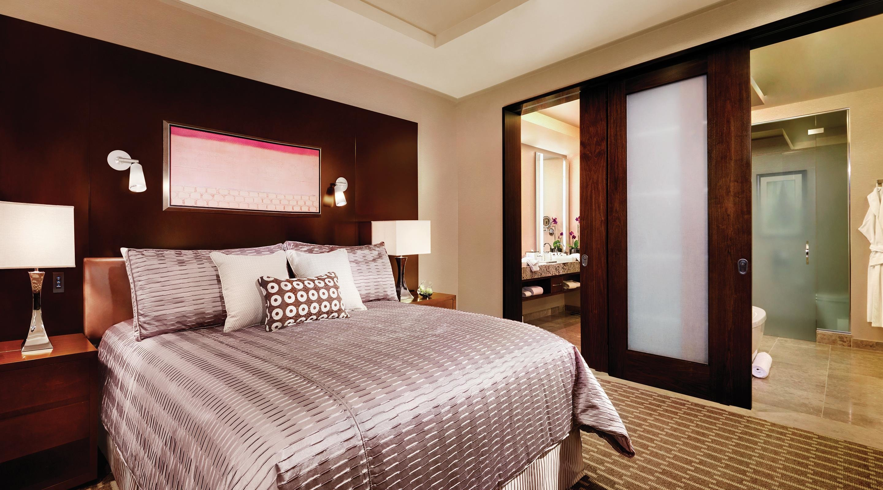 Best Sky Suites One Bedroom Mountain View Aria Resort Casino With Pictures