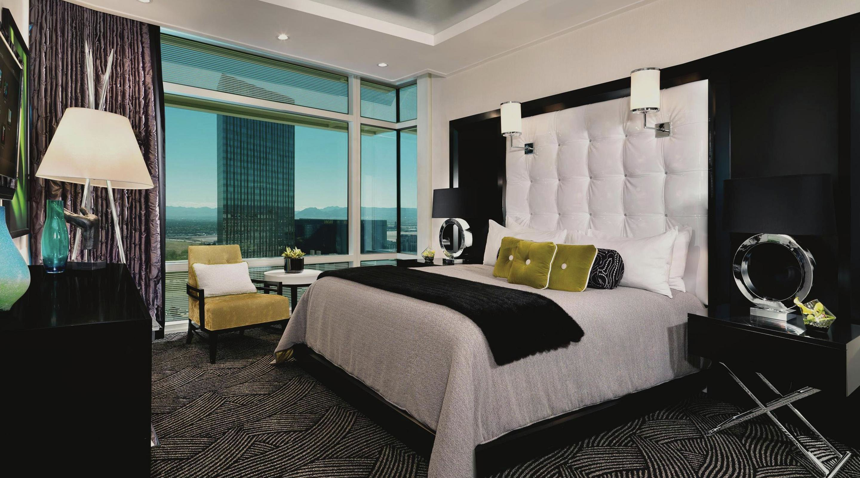 Best One Bedroom P*Nth**S* Suite Aria Resort Casino With Pictures