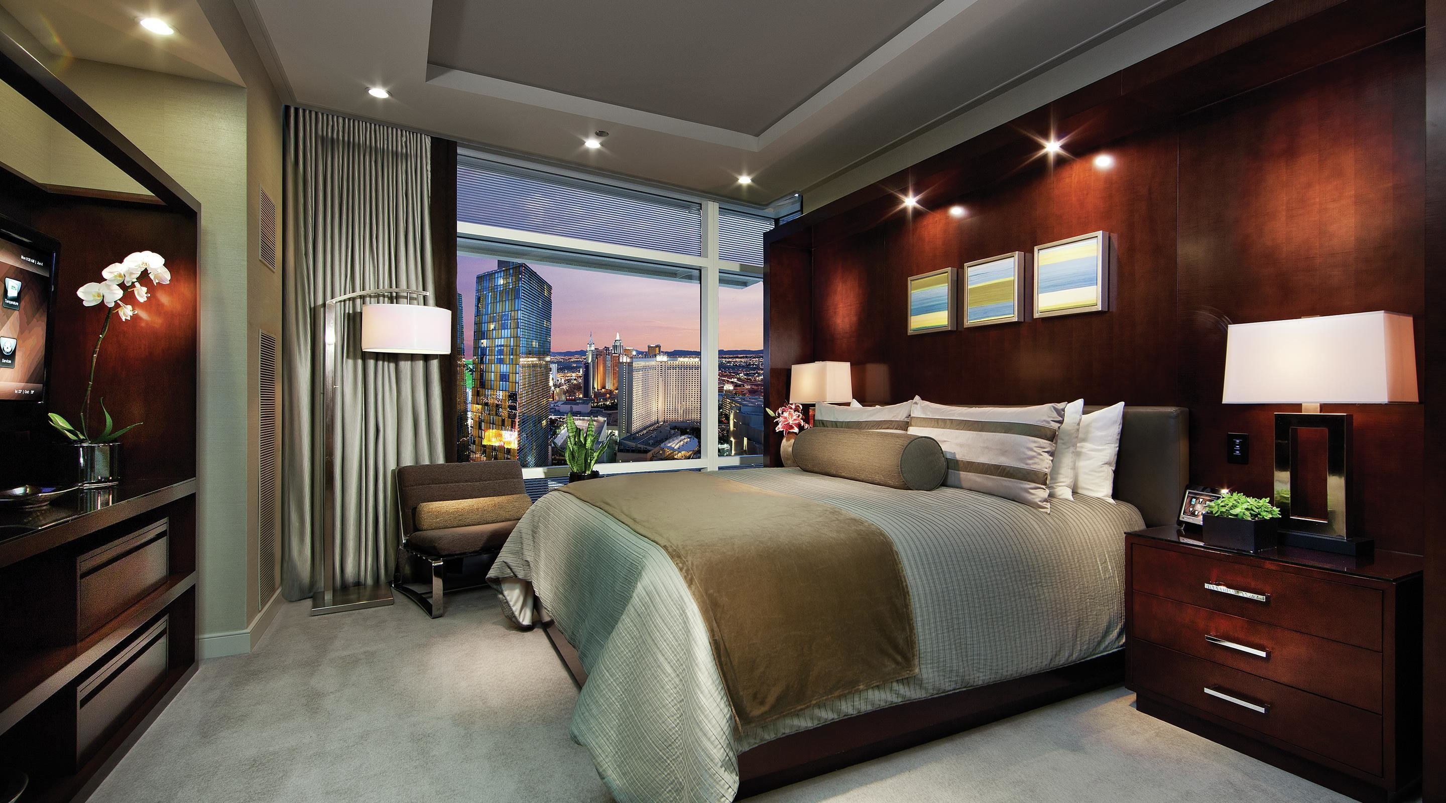 Best Two Bedroom P*Nth**S* Suite In Las Vegas Aria Resort Casino With Pictures