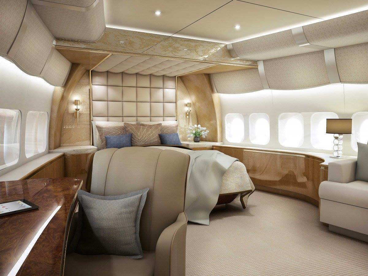 Best Inside Of Boeing 747 8 Private Jet Aviation Blog With Pictures