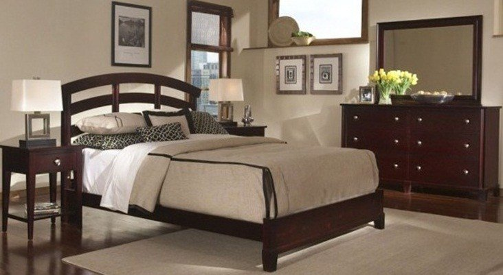 Best Durham Furniture Manhattan Bedroom Collection With Pictures