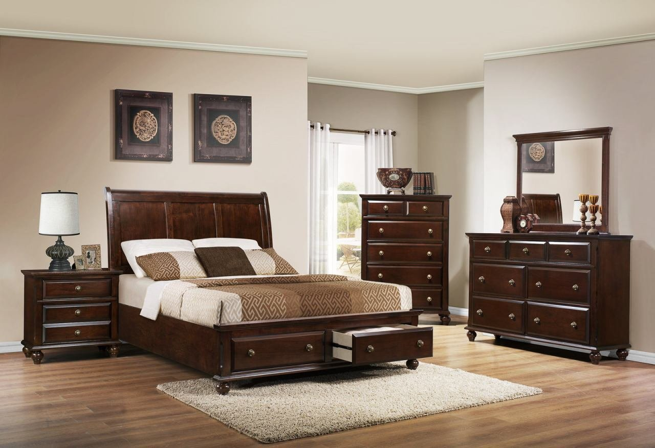 Best Crown Mark Furniture Portsmouth Storage Bedroom Set In With Pictures