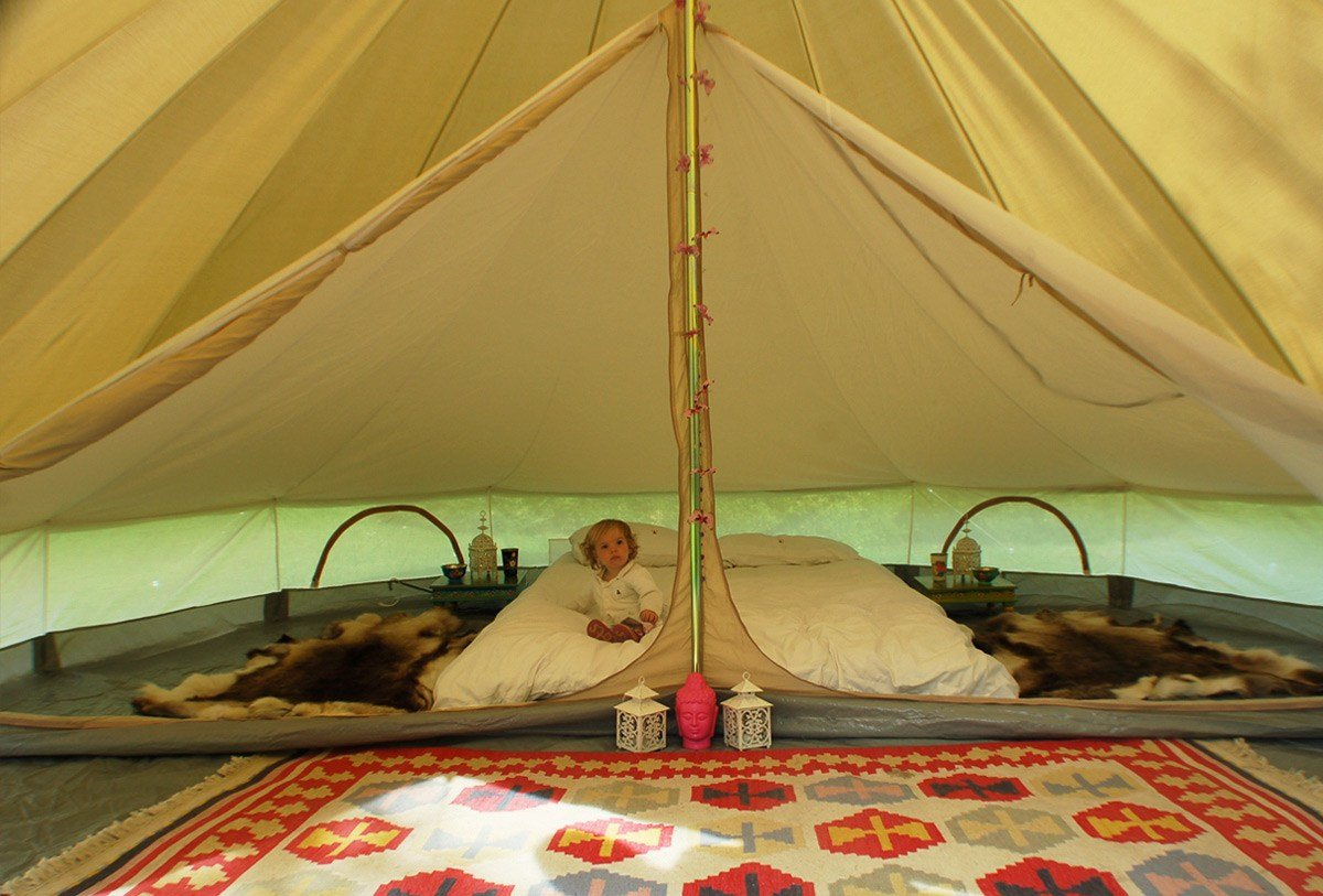 Best 5 Metre Bell Tent Inner Tent With Pictures