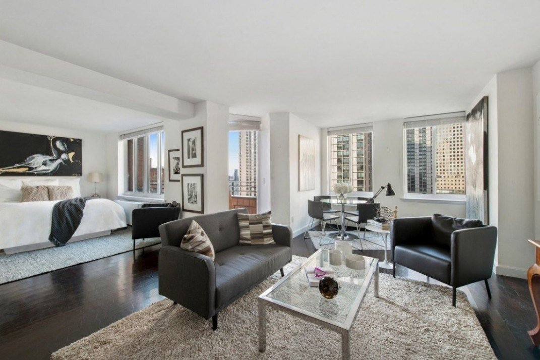 Best How To Convert A Studio Apartment Into A One Bedroom In Nyc With Pictures