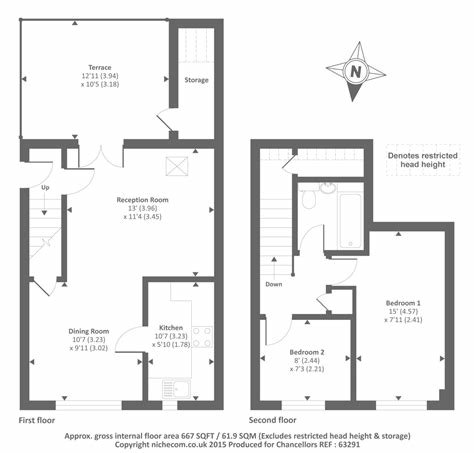 Best 2 Bed Flat Apartment For Sale In Slough Berkshire Sl1 With Pictures