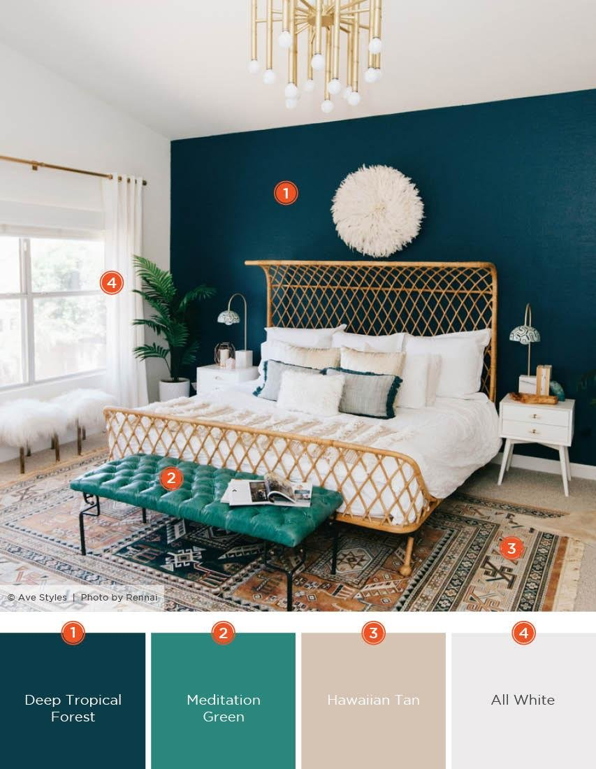 Best 20 Dreamy Bedroom Color Schemes Shutterfly With Pictures