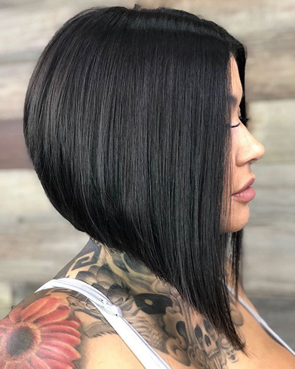 Free 60 Best Short Straight Hairstyles 2018 2019 Wallpaper