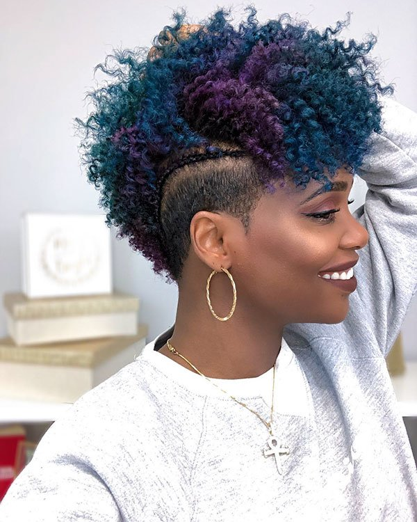 Free 55 New Best Short Haircuts For Black Women In 2019 Wallpaper