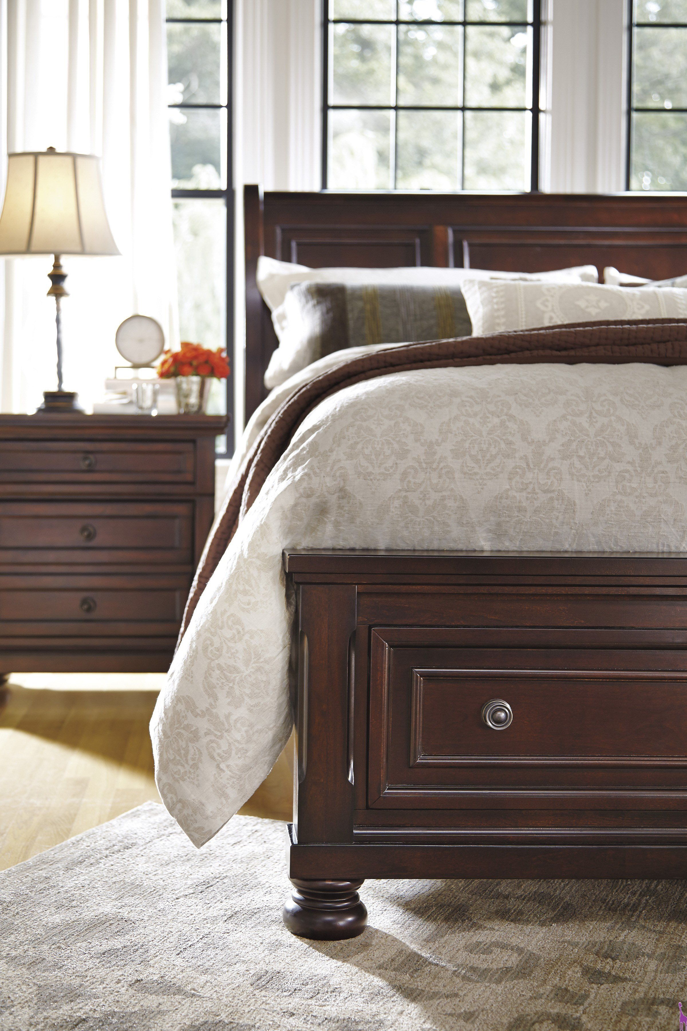 Best B697 Porter Complete Bedroom Set Ashley With Pictures