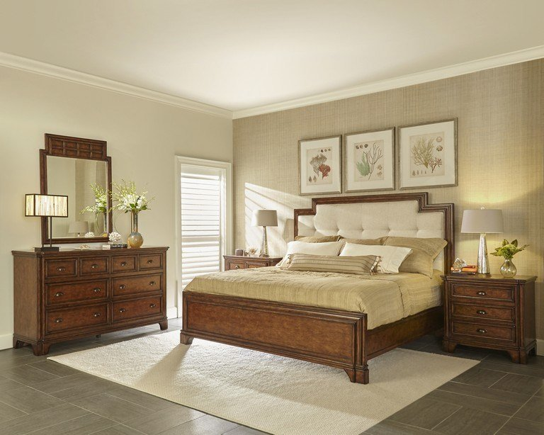 Best Discontinued Stanley Preface Bedroom Furniture Top Home With Pictures