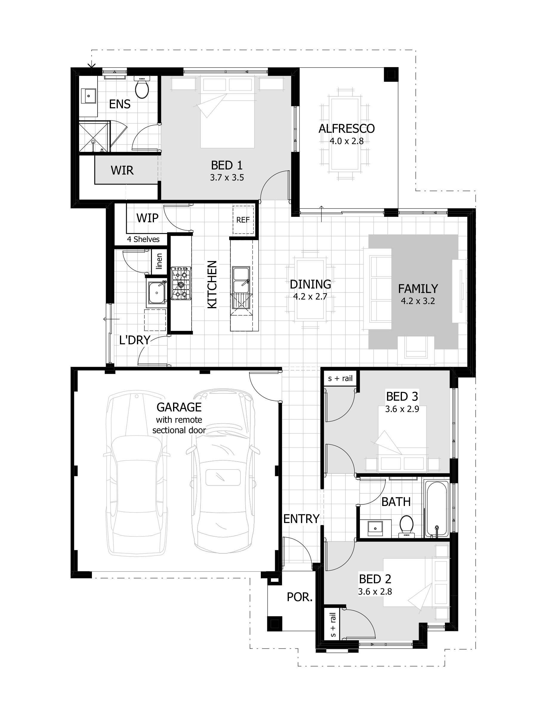 Best Home Builders Perth New Home Designs Celebration Homes With Pictures