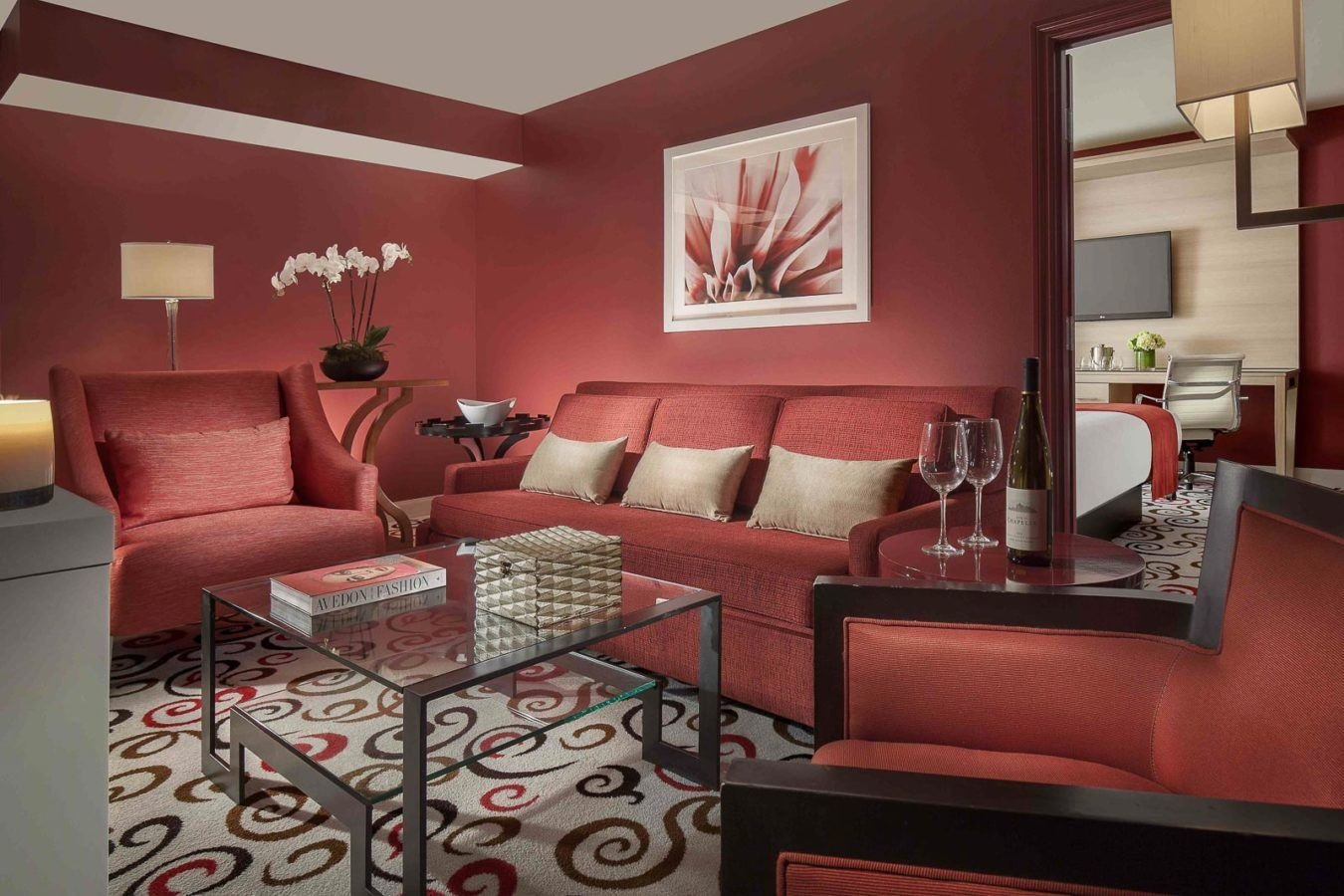 Best One Bedroom Suites In Downtown Las Vegas Downtown Grand With Pictures