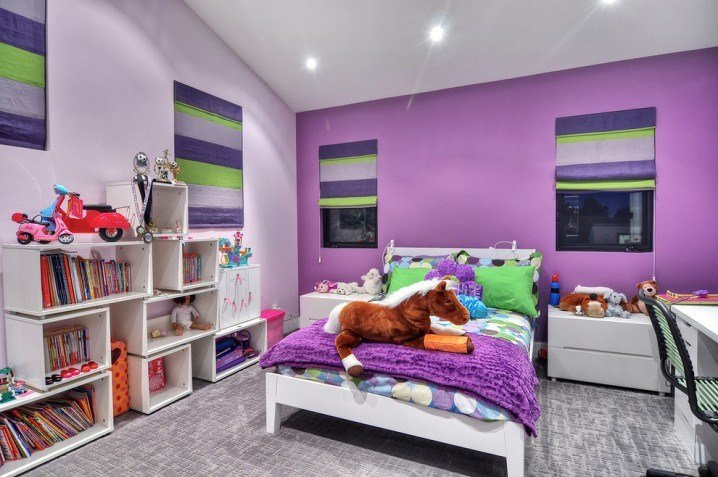Best Cool And Colorful Bedroom Ideas With Pictures