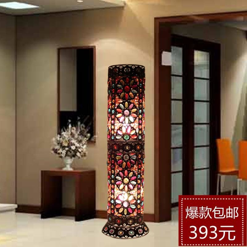 Best 2019 Bohemian Style Fashion Floor Lamp Bedroom Lamp Floor With Pictures