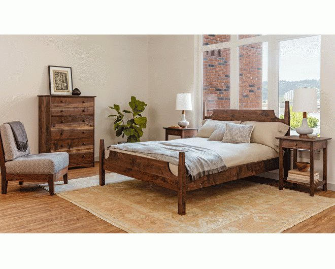 Best Arts Crafts Bed The Joinery Portland Oregon With Pictures