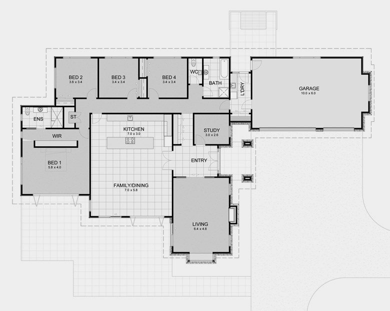 Best Lifestyle Plan 5 House Plans With Generous Proportions With Pictures