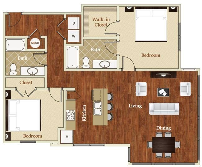 Best 2 Bedroom Apartments Raleigh Nc Delight Style Com With Pictures