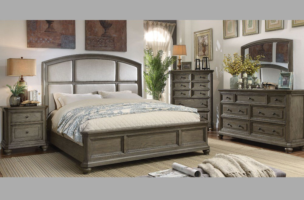 Best Titus Furniture Ltd Alyssa Bedroom Set With Pictures