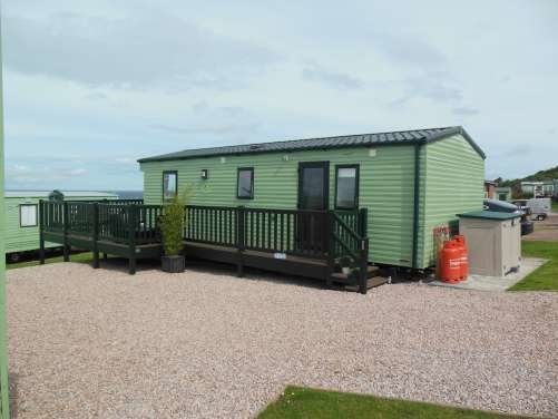 Best Luxury 2 Bedroom Caravan For Hire Rent At St Andrews With Pictures