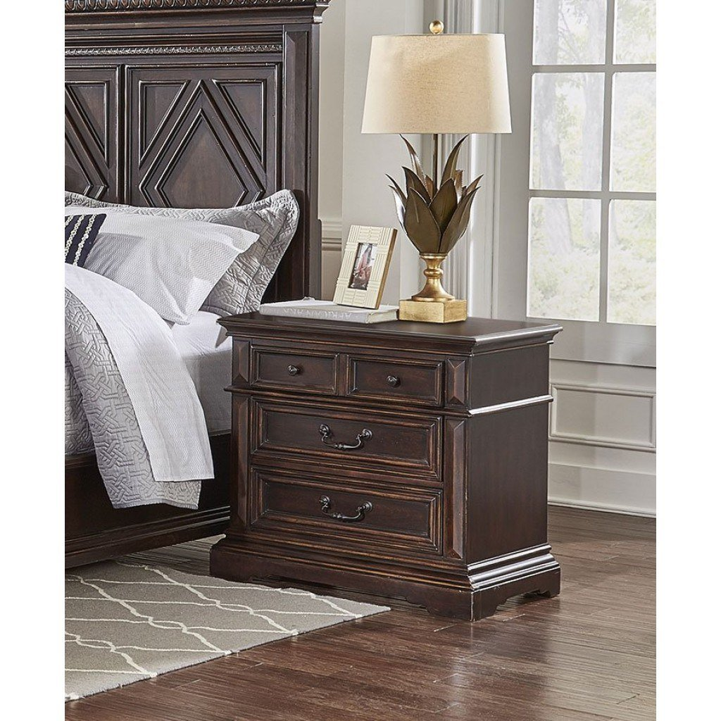 Best Castle Panel Bedroom Set Oasis Home Furniture Cart With Pictures