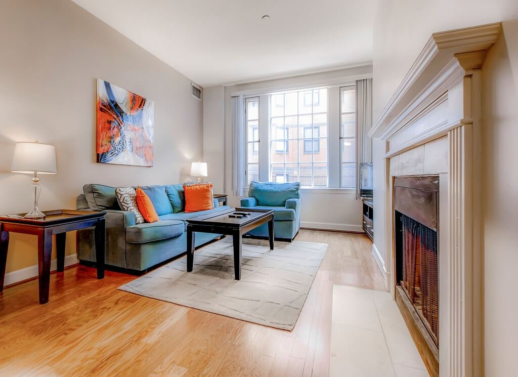 Best Back Bay Furnished 1 Bedroom Apartment For Rent 8760 Per With Pictures