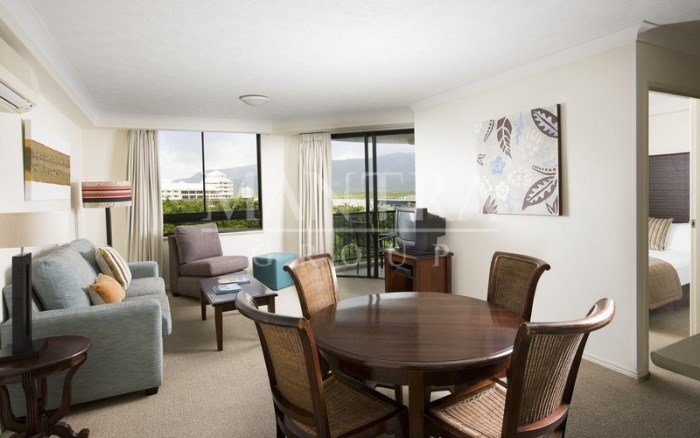 Best 2 Bedroom Accommodation Cairns Two Bedroom Apartment With Pictures