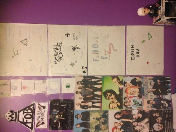 Best How To Make Your Room My Chemical Romance Themed 12 Steps With Pictures