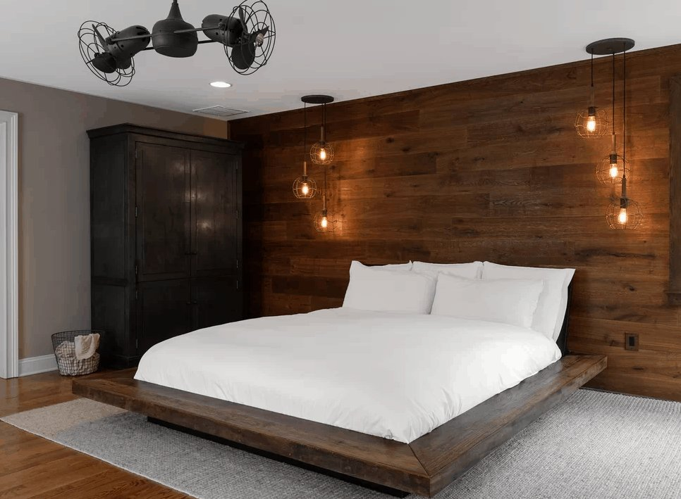 Best 30 Rustic Style Bedroom Ideas For 2019 With Pictures