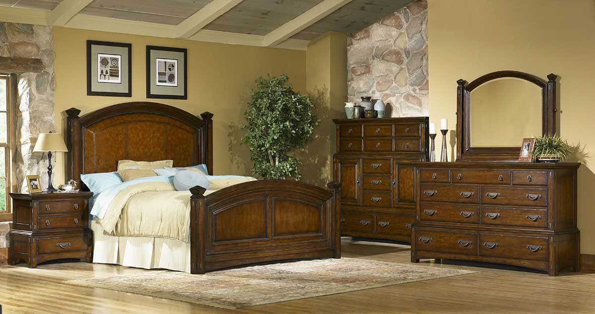 Best Pulaski Pasadena Valley Poster Bedroom Collection Pf With Pictures