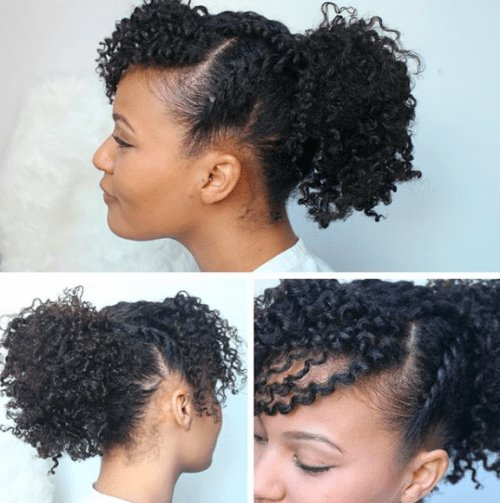 Free 50 African American Natural Hairstyles For Medium Length Wallpaper