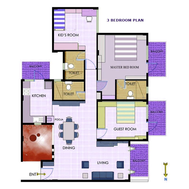 Best Floor Plans Gr Lavender Sgr Buildtech Pvt Ltd Bangalore Residential Property Buy Sgr With Pictures
