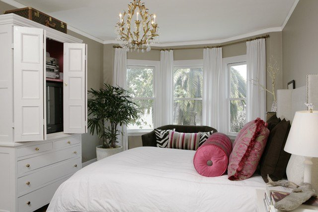 Best Traditional Bedroom In Agreeable Gray Interiors By Color With Pictures
